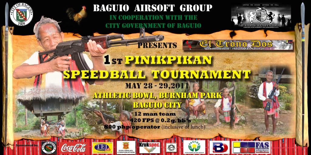 1st Pinikpikan Speedball tournament 90cc6dc8