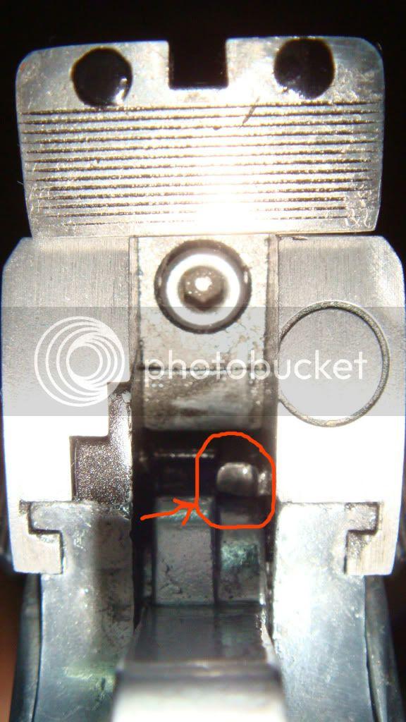 WE 5.1 hammer stopper wear  Ec69e5f1