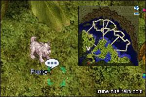 [Diaria Repetible] Basilis - Lost Puppies (Cachorros perdidos) - Base Pup2
