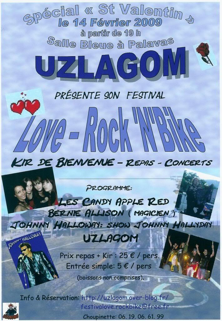 Festival UZLAGOM le 14 Février Bonneaffiche