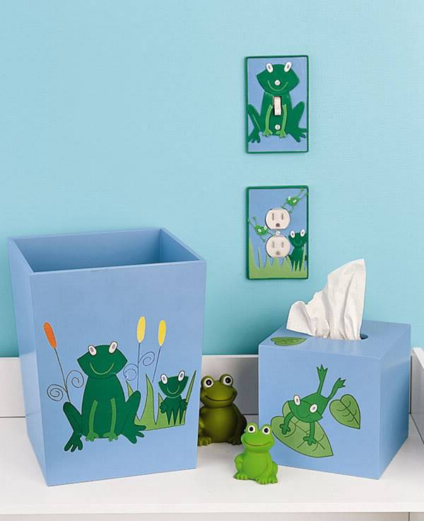 اكسسوارات لحمامات الاطفال Csjk05vf24