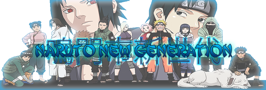Naruto New Generations