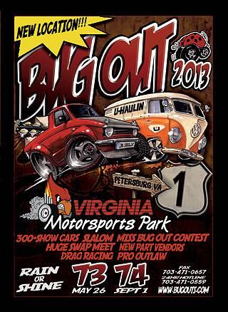 Bugout 73 VA Motorsports Park Bugout7374poster320x438_zpsec40c491