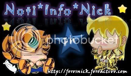Bienvenid@s a Blogs* Nick Nn3