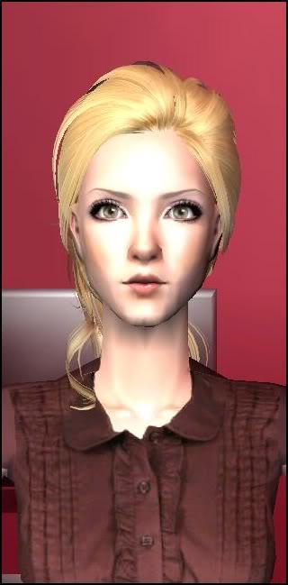 Sims-Ellas/Female Sims Dibujo-2