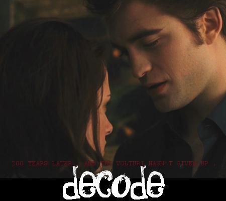 DECODE . a twilight rpg Decodedark