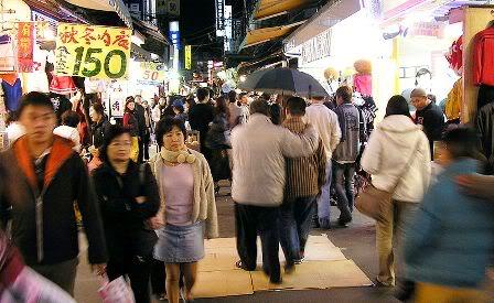 Taiwan 800px-shilin_night_market_alley1
