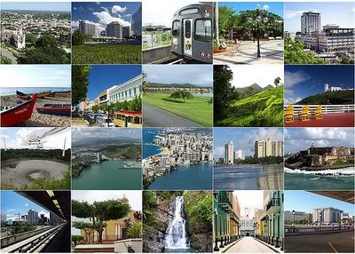 Viajes y turismo, Puerto Rico Lugaresdepuertorico
