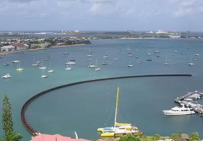 Isla San Martín, Mar Caribe Marigotsanmartin
