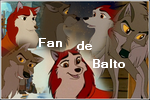 La belle & le clochard Balto2