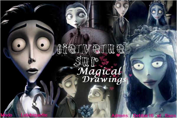 Récapitulatif des versions Magical-drawinnng