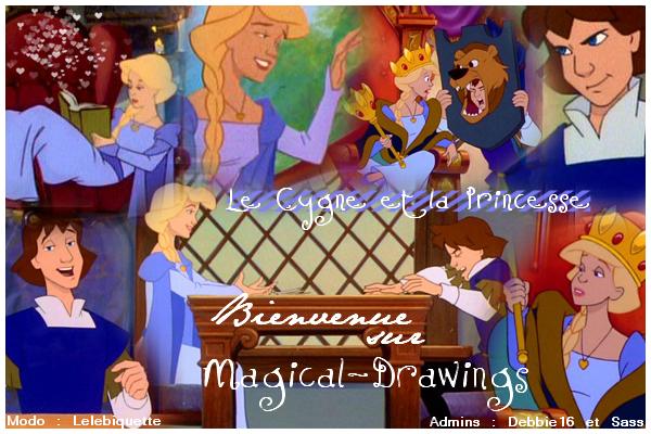 Récapitulatif des versions MagicalDrawings2