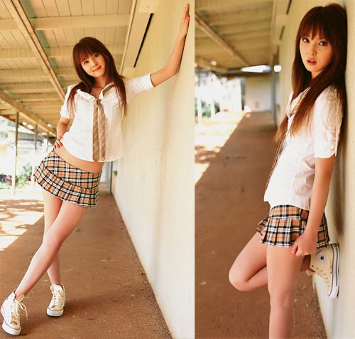 E se fosse verdade... Sexy-japanese-girl-nozomi-sasaki