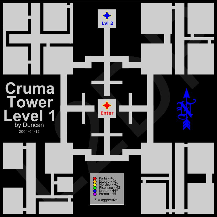 Cruma Tower CrumaTowerLevel1