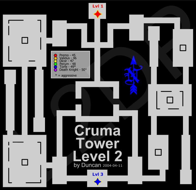 Cruma Tower CrumaTowerLevel2