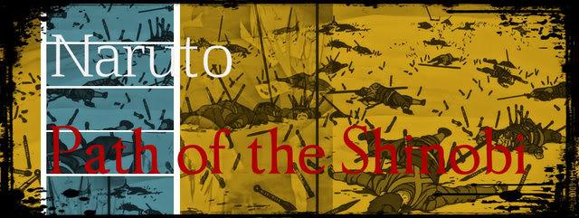 The Naruto Shinobi Path RPG