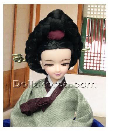 Geleneksel Kıyafetlerle Kore Oyuncak Bebekleri - Sayfa 2 100