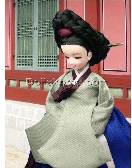 Geleneksel Kıyafetlerle Kore Oyuncak Bebekleri - Sayfa 2 101