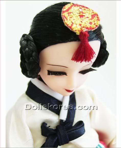Geleneksel Kıyafetlerle Kore Oyuncak Bebekleri - Sayfa 2 104