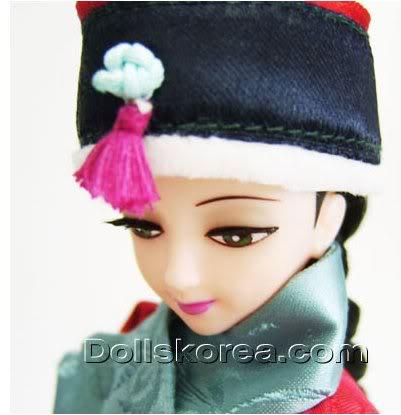 Geleneksel Kıyafetlerle Kore Oyuncak Bebekleri - Sayfa 2 108