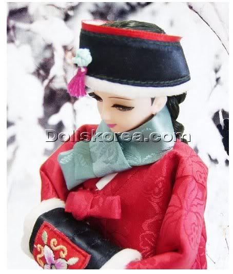 Geleneksel Kıyafetlerle Kore Oyuncak Bebekleri - Sayfa 2 109