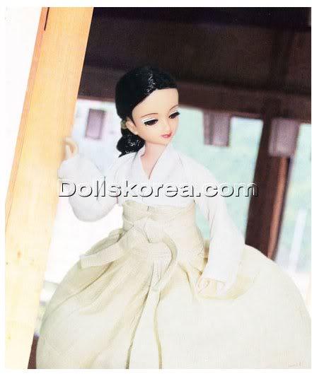 Geleneksel Kıyafetlerle Kore Oyuncak Bebekleri - Sayfa 2 133