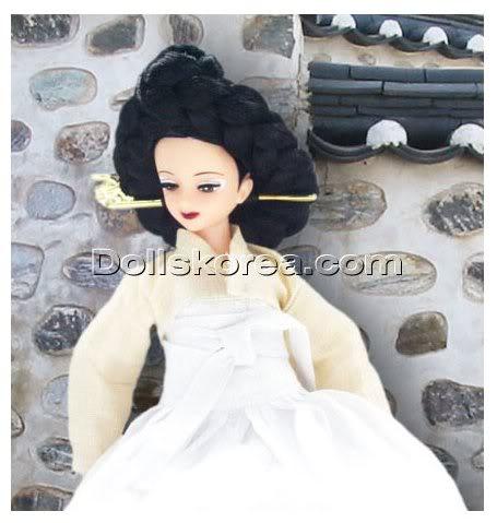 Geleneksel Kıyafetlerle Kore Oyuncak Bebekleri - Sayfa 2 139