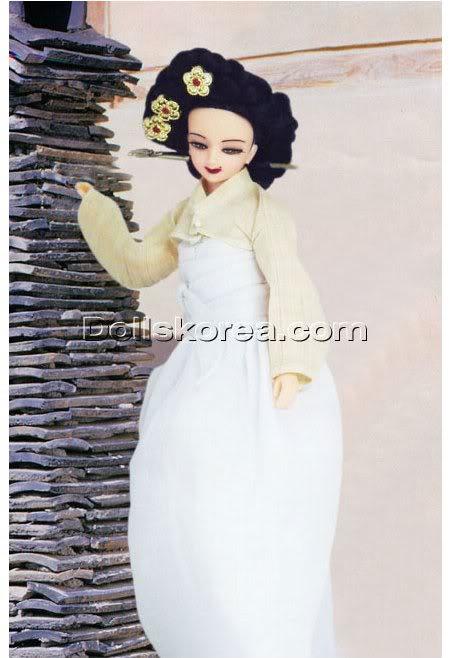 Geleneksel Kıyafetlerle Kore Oyuncak Bebekleri - Sayfa 2 141