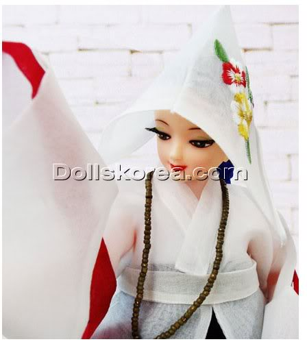 Geleneksel Kıyafetlerle Kore Oyuncak Bebekleri - Sayfa 2 67-1