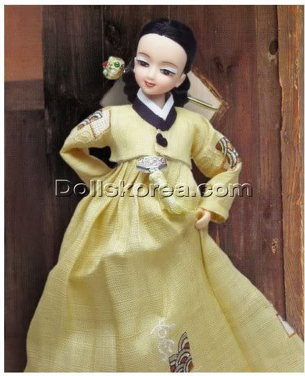 Geleneksel Kıyafetlerle Kore Oyuncak Bebekleri - Sayfa 2 83