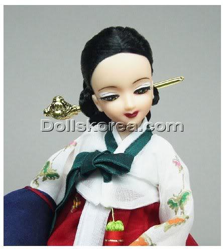 Geleneksel Kıyafetlerle Kore Oyuncak Bebekleri - Sayfa 2 96