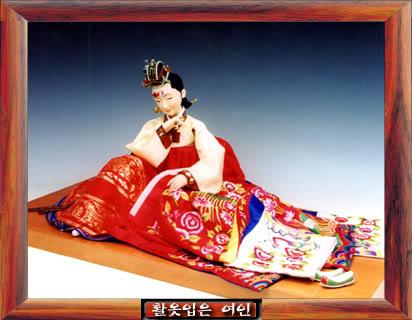 Geleneksel Kıyafetlerle Kore Oyuncak Bebekleri Gal4_06