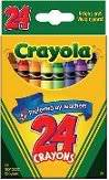 9/1 - Tina's Trivia Week 4! Crayola