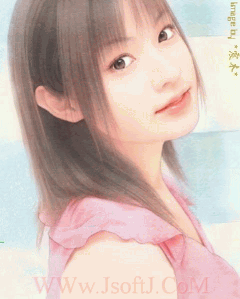 ((((صور بنات لكن رسمممم)))) Anime11