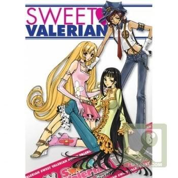 Sweet Valerian P1
