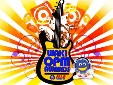 ORIGINAL PILIPINO MUSIC [OPM] Wakimusicawards