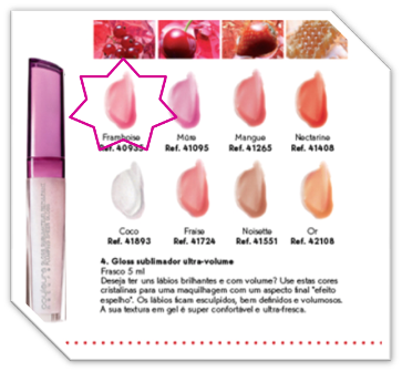 Gloss Sublimador; Coulers Nature Gloss