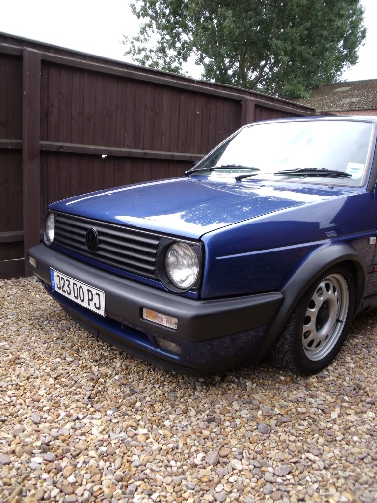 Project WKD Blue - just another mk2 on RS' 005-4