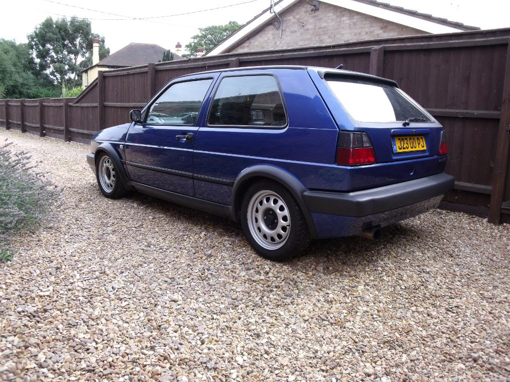 Project WKD Blue - just another mk2 on RS' 006-3