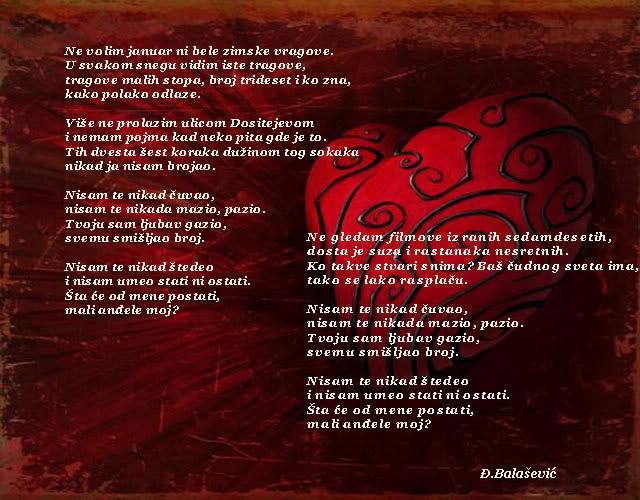 Poezija u slici Ne-volim-januar-Balasevic