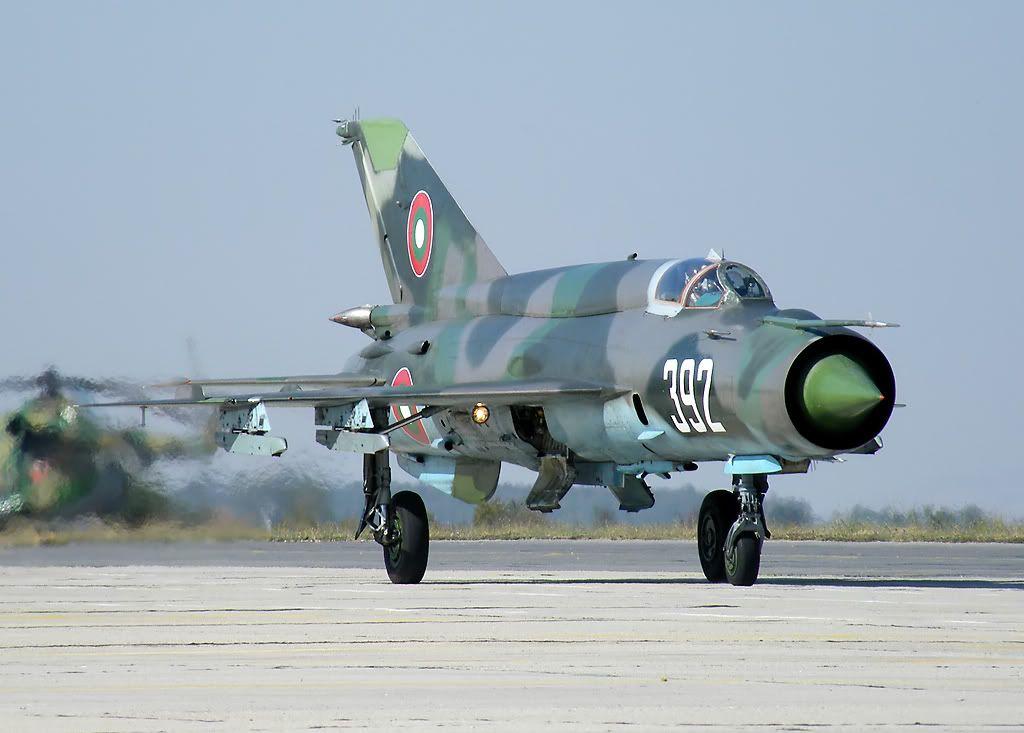 100 years Bulgarian air force 1-53