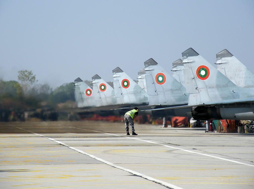 100 years Bulgarian air force 12-10