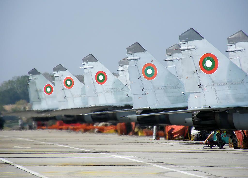 100 years Bulgarian air force 3-39