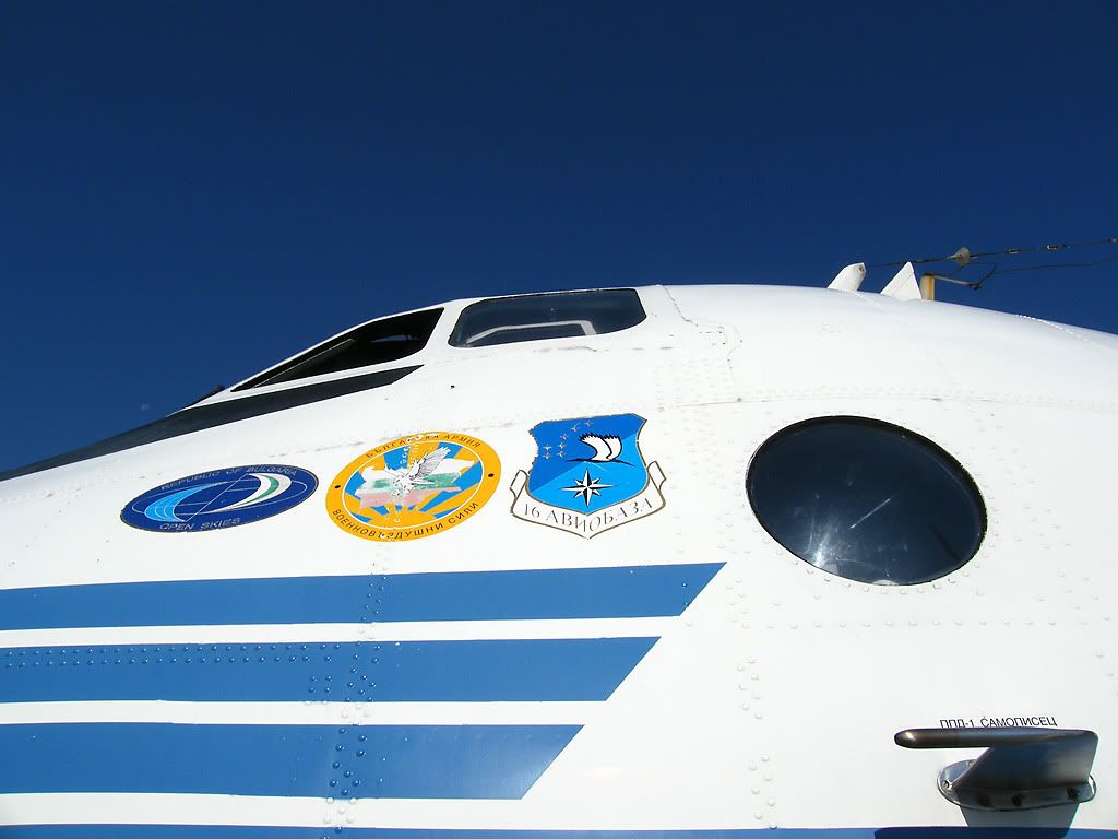 100 years Bulgarian air force 8-16