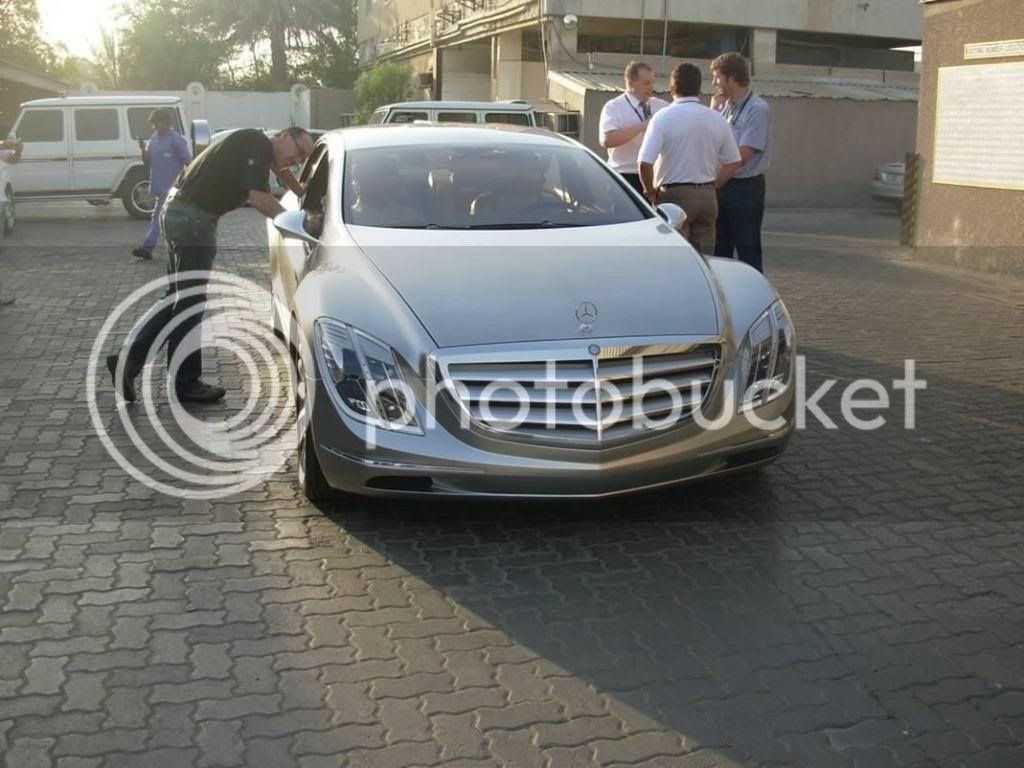 Marche: Mercedes-Benz 6-1