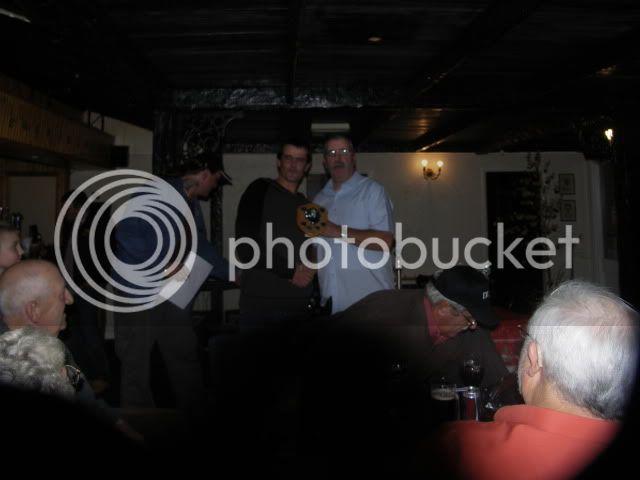 Presentation Night 2009 WayneRob