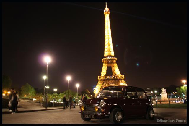 Quelques membres à Paris pour voir les Addict's  1-2