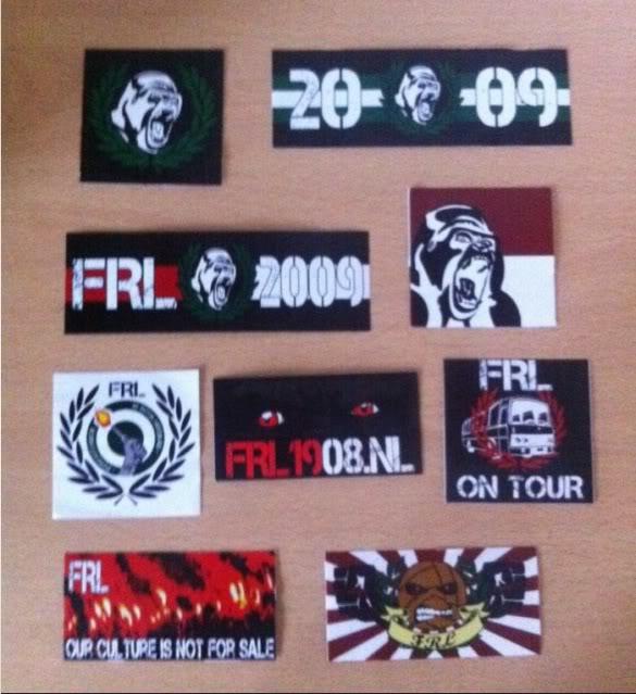 Rotterdam StickersNieuwe