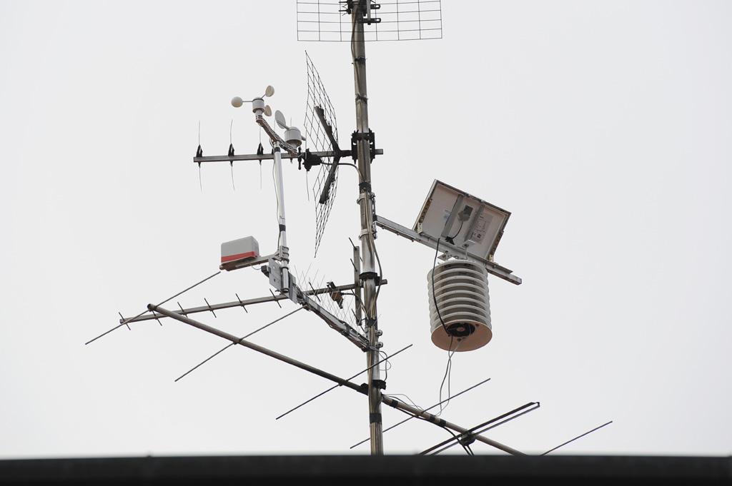 stazione - Stazione Meteo PCE-FWS 20 - Busto Garolfo - 185m s.l.m _CSC5508