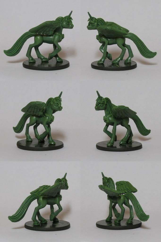 Pewter Ponies, little gaming sculptures on Kickstarter Customprincess_zpsc2965070